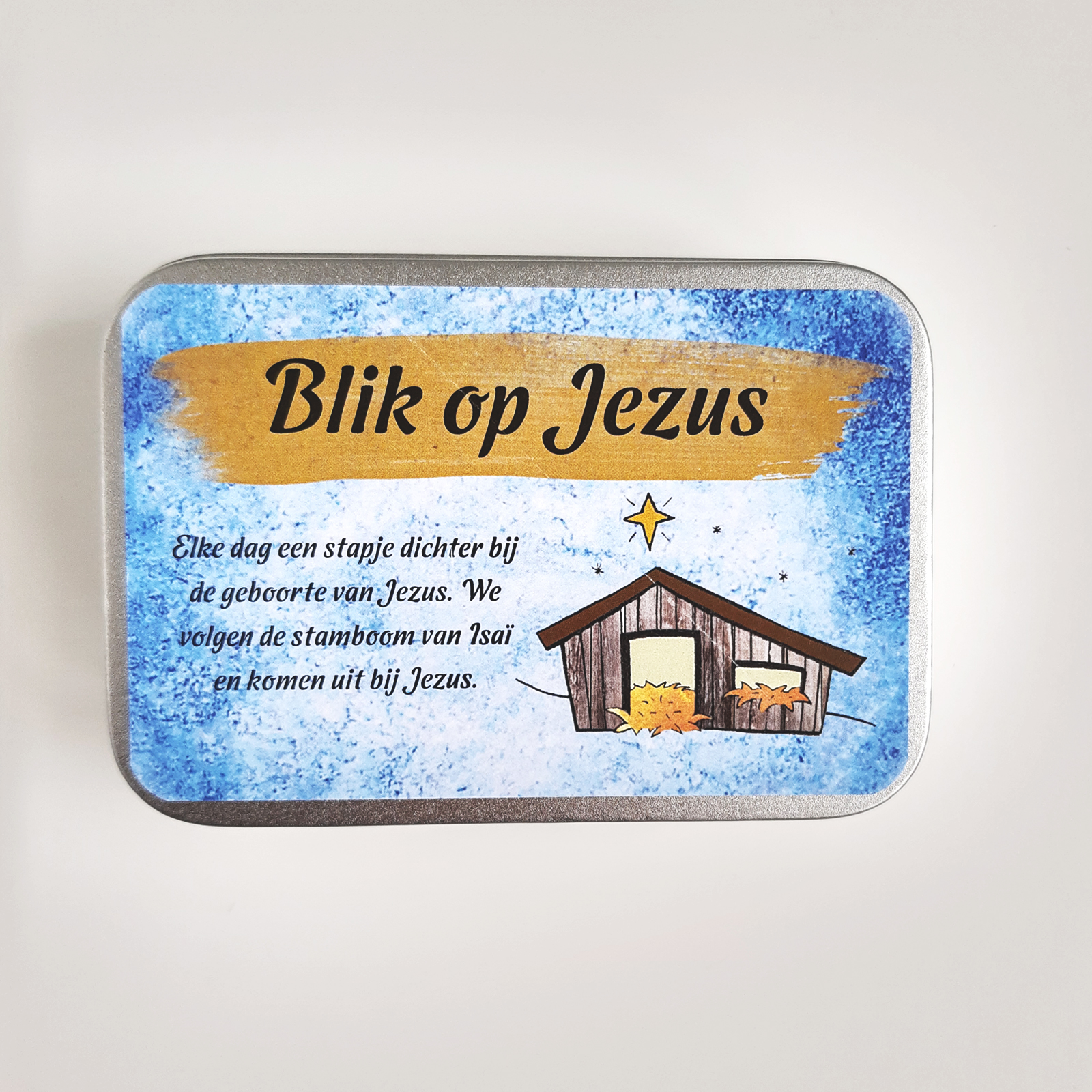 Blik op Jezus