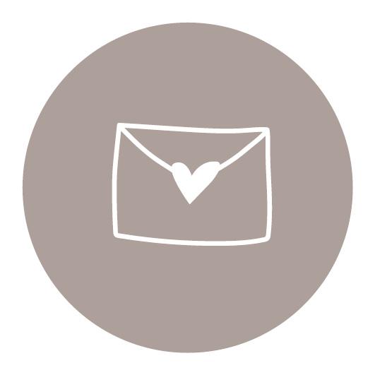 Stickers envelop