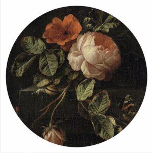 Stilleven rozen