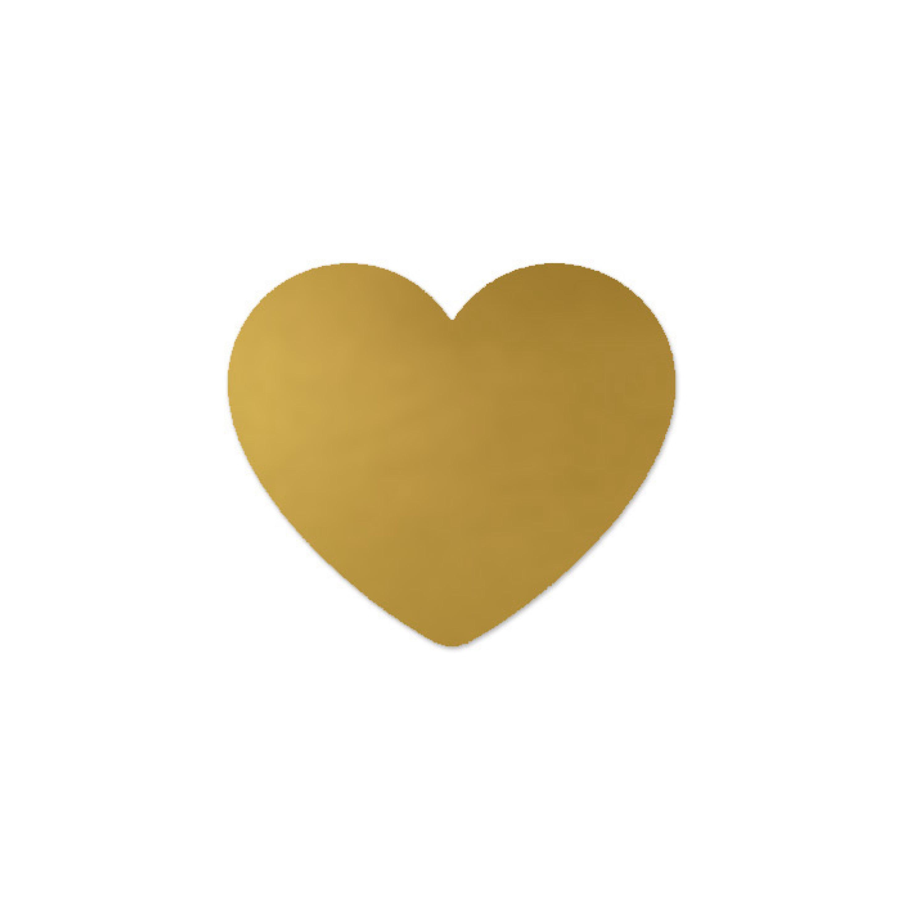 Hart goud - 2