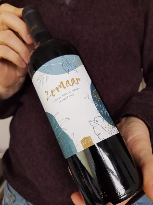 wijnetiket-zomaar